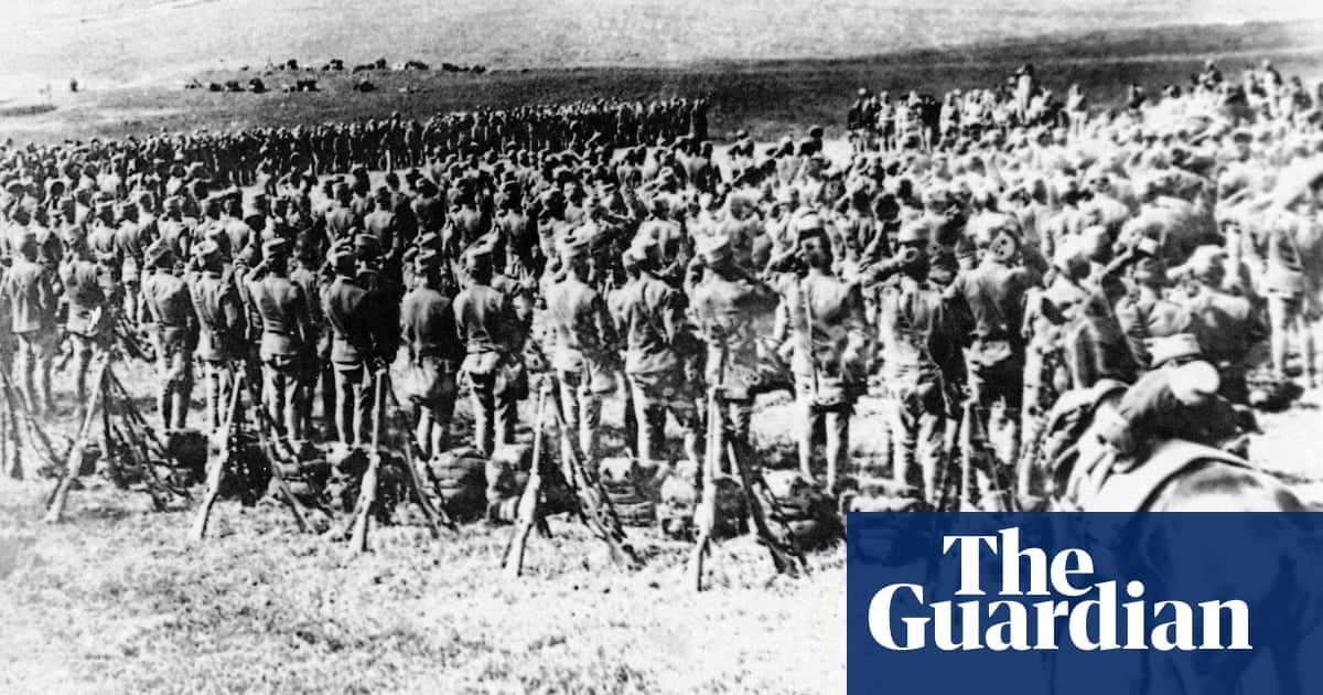 Austria's losses in the first world war | Letters | World news | The ...