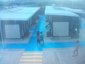 The Bomana detention centre in Port Moresby, where Papua New Guinean authorities are still holding about 18 asylum seekers.