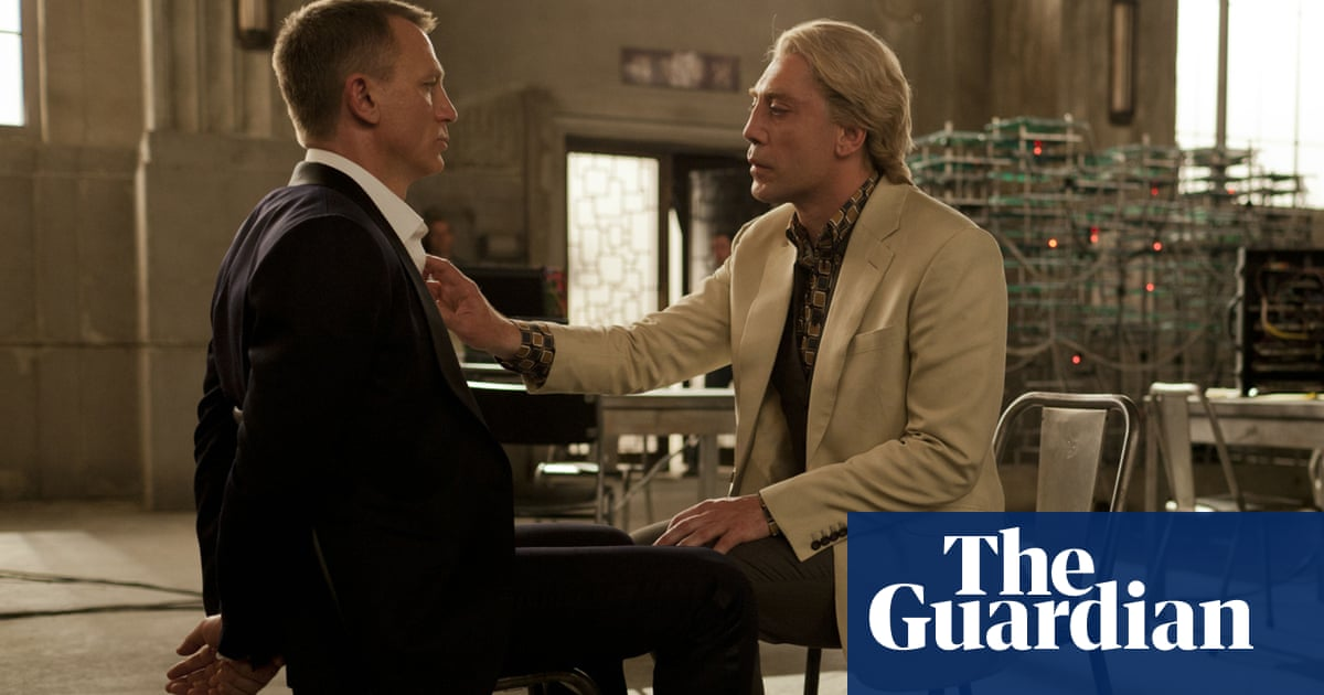 James Bond's gay hint was almost cut from Skyfall, says producer
