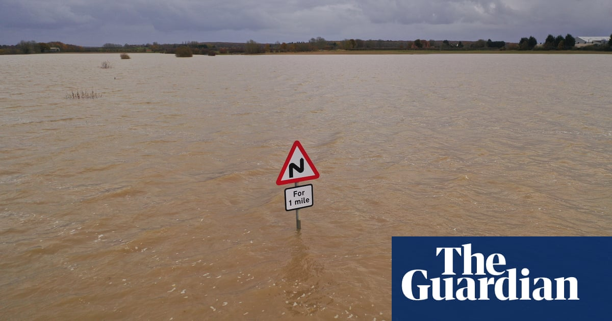 Food prices set to rise in UK as floods ruin crops - The Guardian