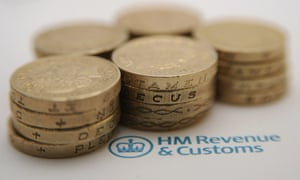 The gap between tax owed and tax paid is put at £34bn a year by officials.