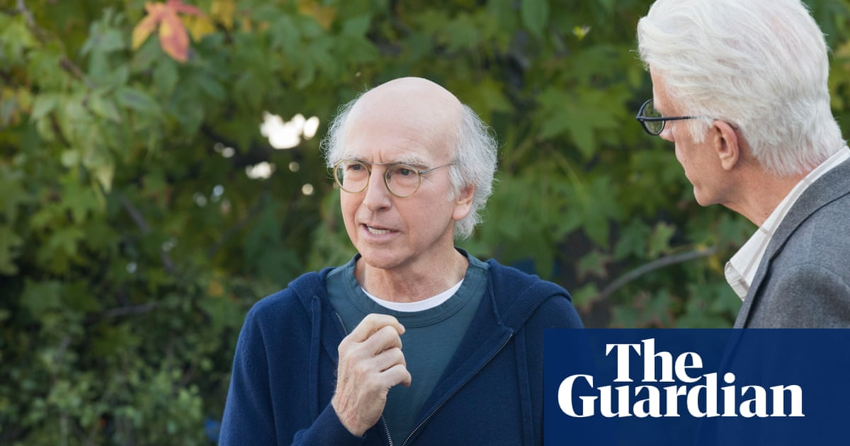 The new Curb Your Enthusiasm is appalling slapstick – what