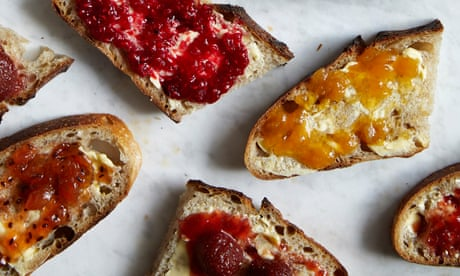 Four summer jam recipes
