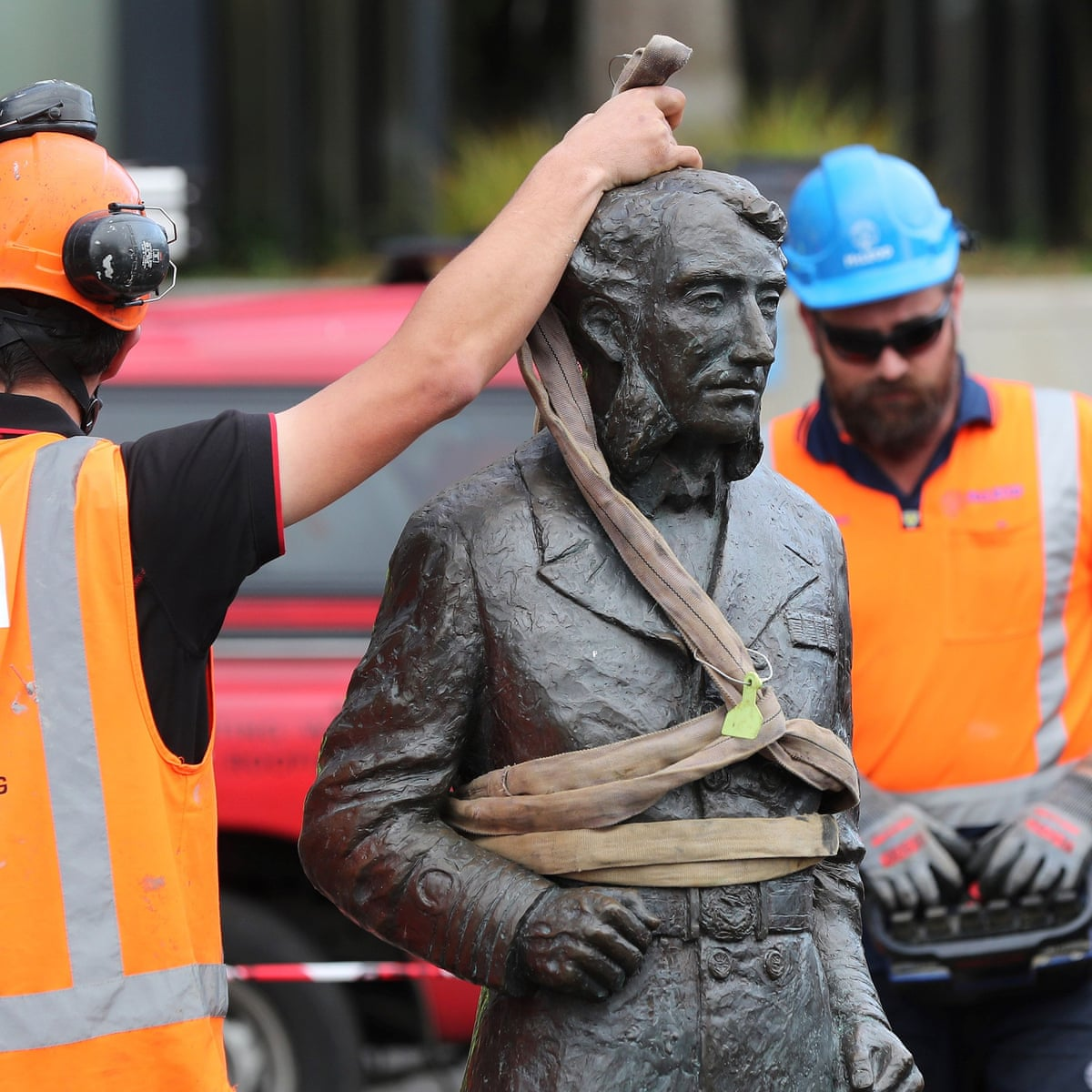 The removal of Hamilton's statue is only the start, we should tear ...