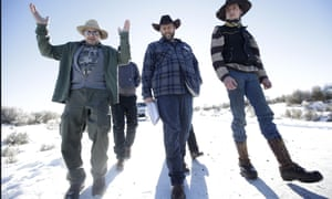The armed militia are occupying federal land in Oregon that contains swathes marshland, an unusual feature amid the high desert of southeastern Oregon.