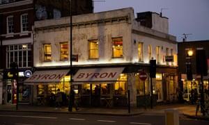 Byron Islington