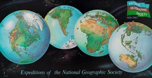 Expeditions of the National Geographic Society, January 1963