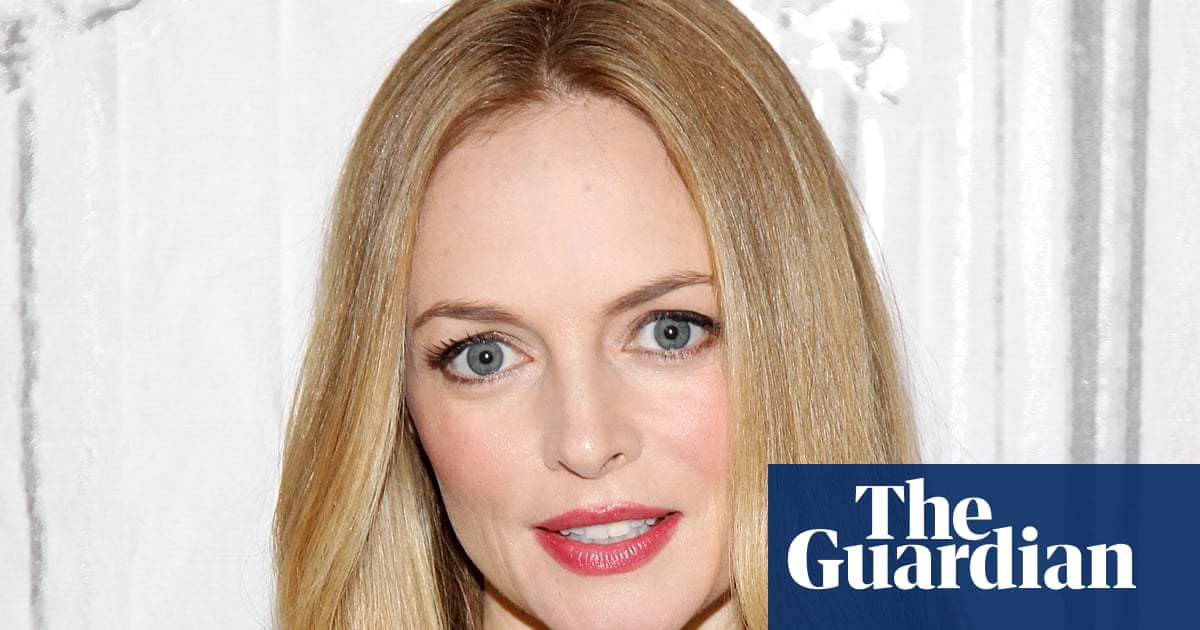 Q&A: Heather Graham, actor – 'When I tell people how much I sleep they are horrified'