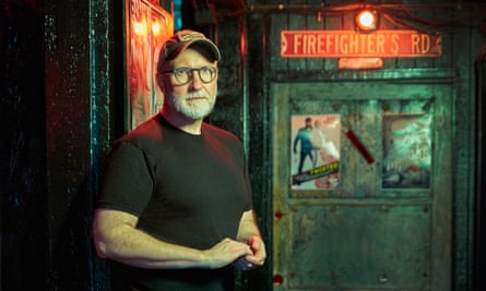 'I'd been this confused gay guy who didn't really have an identity' ... Bob Mould.