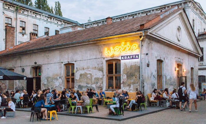 A Locals Guide To Kraków 10 Top Tips Travel The Guardian