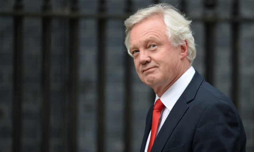 David Davis: 'The Establishment groupthink on the central issues of the day has too often got it not just wrong, but spectacularly wrong.'