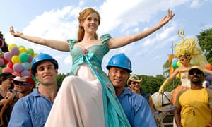 Princess power … Amy Adams as Giselle in Enchanted