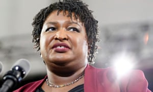 Stacey Abrams is running to become the first African American female governor.