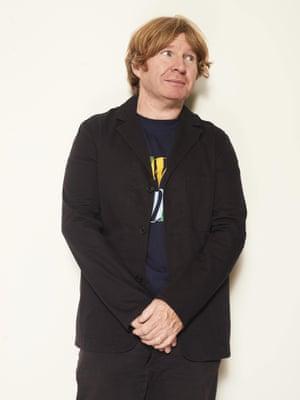 Jamie Holman, 45, ArtistNavy jacket, £89