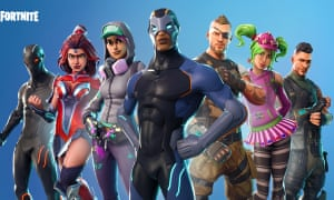 How Fortnite Conquered The World Games The Guardian