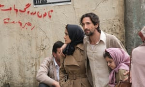 Septembers of Shiraz review – who can overact the most