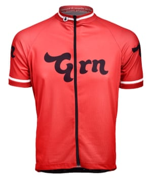 grn classic bike top made of recyled plastic bottles