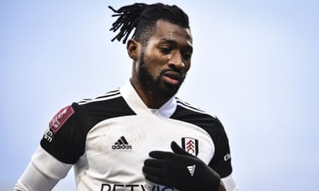 André-Frank Zambo Anguissa: 'If Scott Parker tells you it's possible, you believe it's possible'