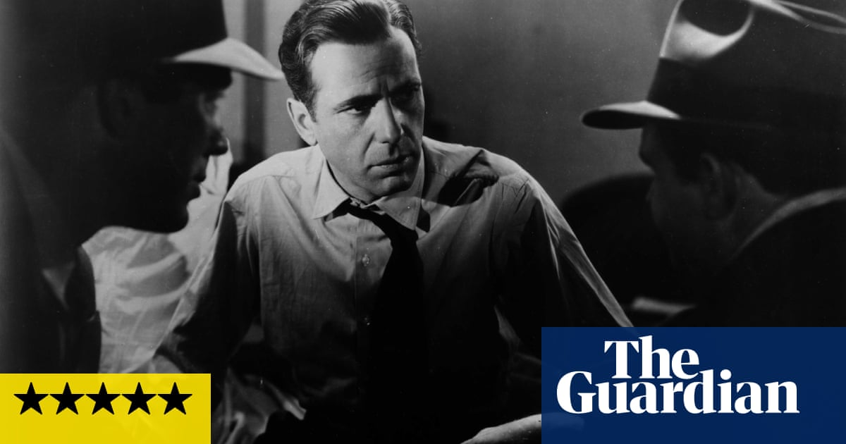 The Maltese Falcon review – dreamlike tension and the greatest MacGuffin of all time