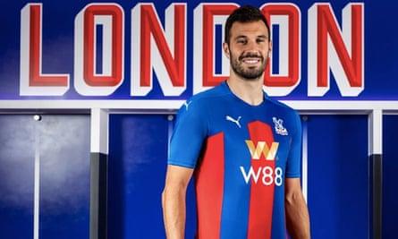 Crystal Palace's new 2020-21 football kit by Puma