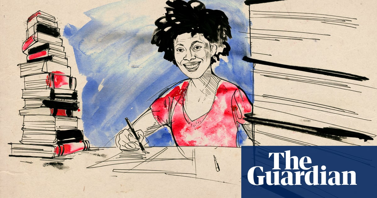 Yaa Gyasi: 'I write a sentence. I delete it. I wonder if it's too early for lunch'