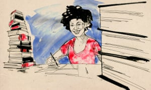 'I used to think of myself as someone with a great deal of discipline' … Yaa Gyasi.