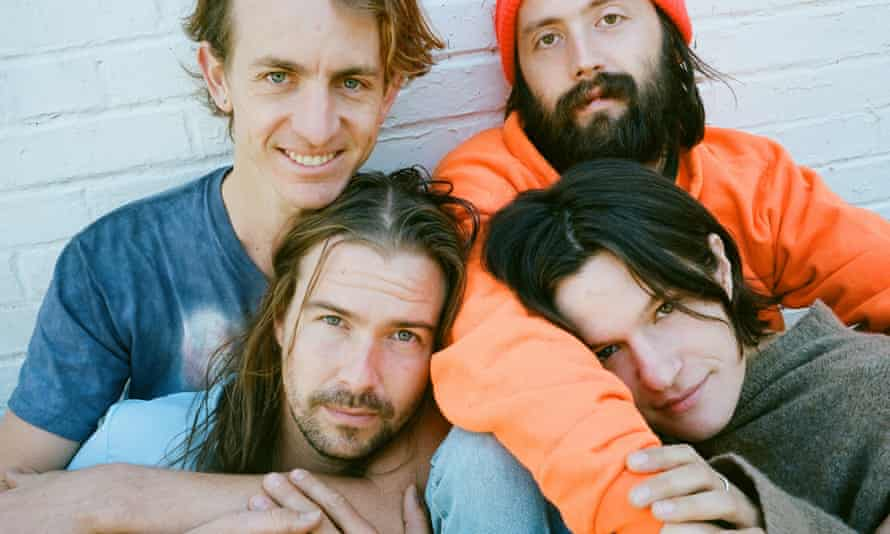 Gut-wrenching contrasts … Big Thief.