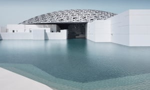 Architect defends treatment of workers at Louvre Abu Dhabi
