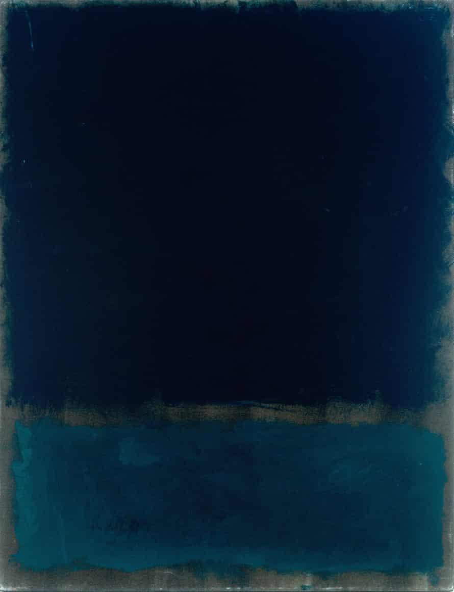 Rothko Untitled, 1969.