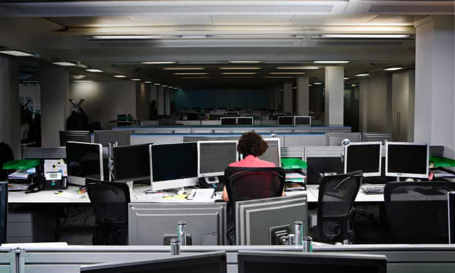 Despite changes to restrictions on physical distancing, many offices are not rushing to re-open.