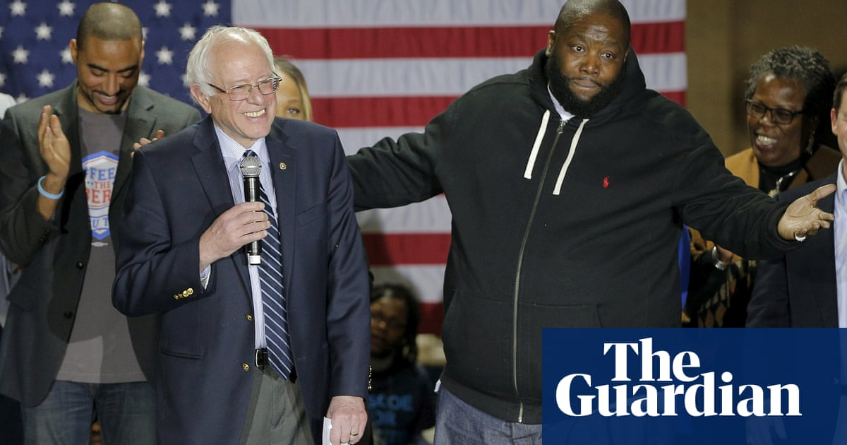 9b53beb5c232 Run the Jewels  Killer Mike says conscience wouldn t let him vote for  Hillary Clinton