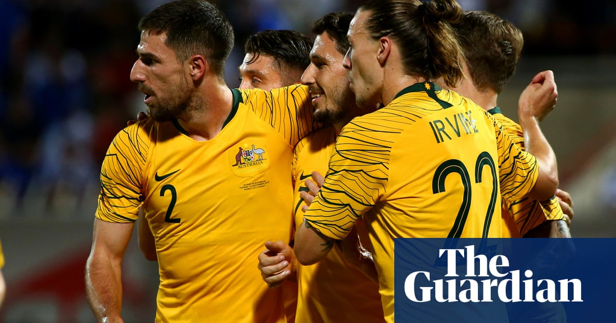 Socceroos earn comfortable win over Kuwait in opening 2022 World Cup qualifier