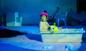 Warped … Jasmine Jones in Buggy Baby.