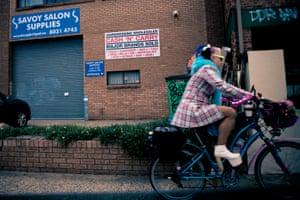 Isabella Monro's Sydney Cyclist