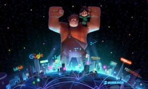 Ralph Breaks the Internet review – virtually impossible to