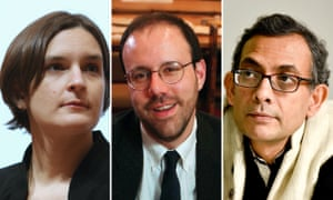Esther Duflo, Michael Kreme, Abhijit Banerjee - Nobel prize for Economics