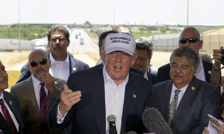 Donald Trump in Laredo
