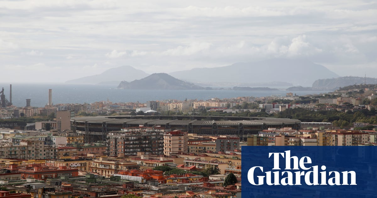 The Fiver | Napoli and the shock news that builders have failed to finish on time