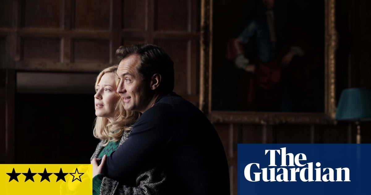 The Nest review – Jude Law excels in thriller of 1980s excess
