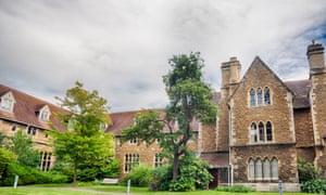 Francis Close hall, University of Gloucestershire.