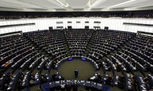 Robert Thomson analysed the passage of legislation through the European parliament.