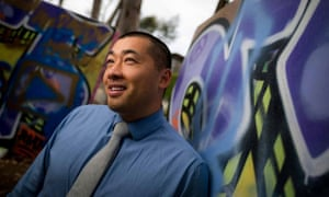 Tom Wong, a UC San Diego professor, is uncovering the abuse immigrants face in overcrowded detention facilities.