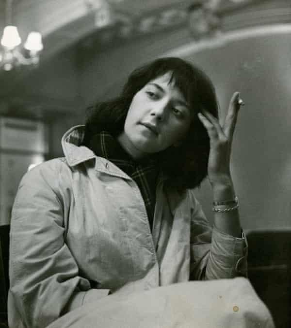 Shelagh Delaney, September 1960.