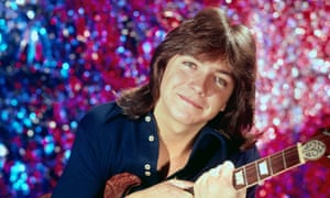 David Cassidy as Keith Partridge from The Partridge Family in 1970