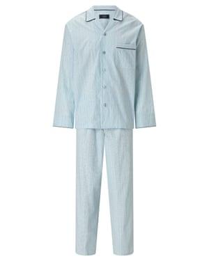 Gorleston stripe pyjamas, £35, John Lewis