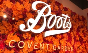 Logo for Boots concept store