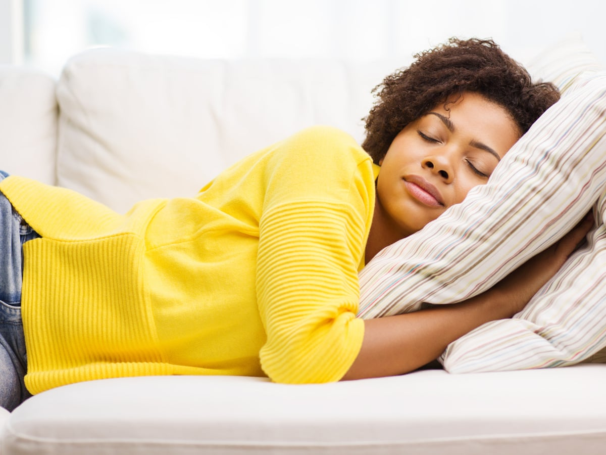 Afternoon delight: how to have a successful nap | Sleep | The Guardian