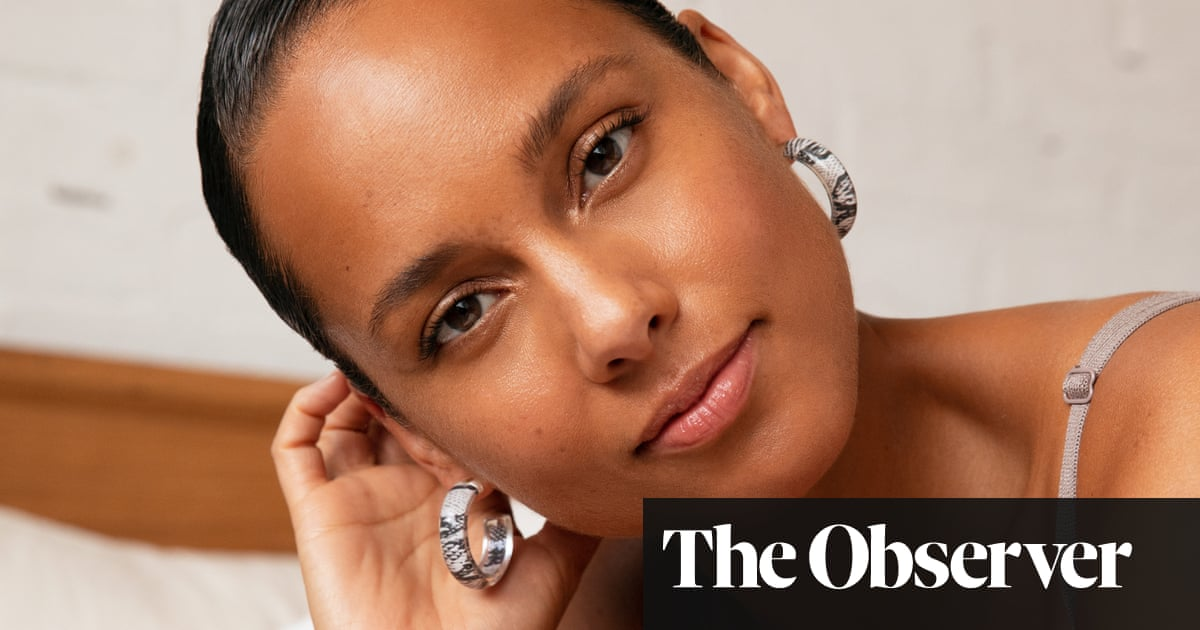 Alicia Keys: 'I've always had to be strong'