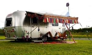 Ettie's Field campsite in Leicestershire