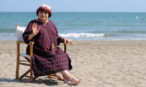 Agnes Varda, who has died aged 90.